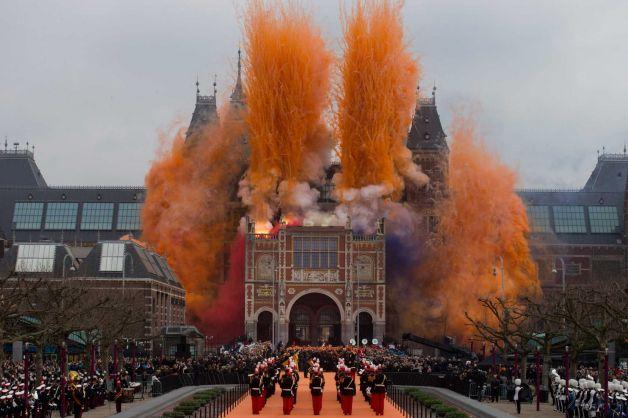 Rijksmuseum opening