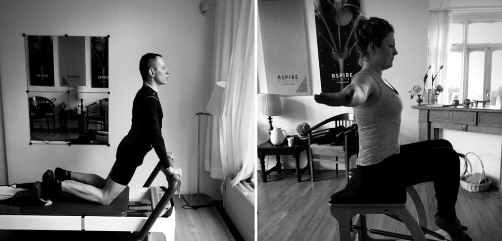 practice pilates